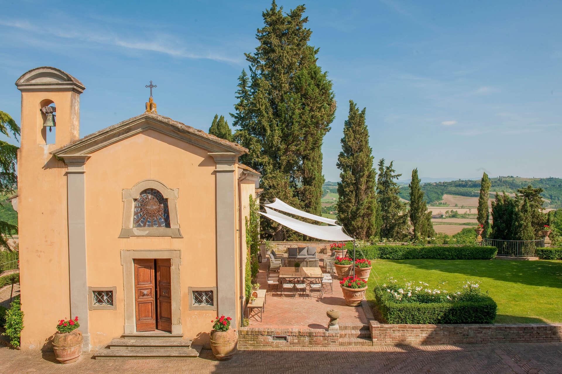 Luxury vacation rentals europe - Italy - Tuscany - Palazzo - Image 1/31