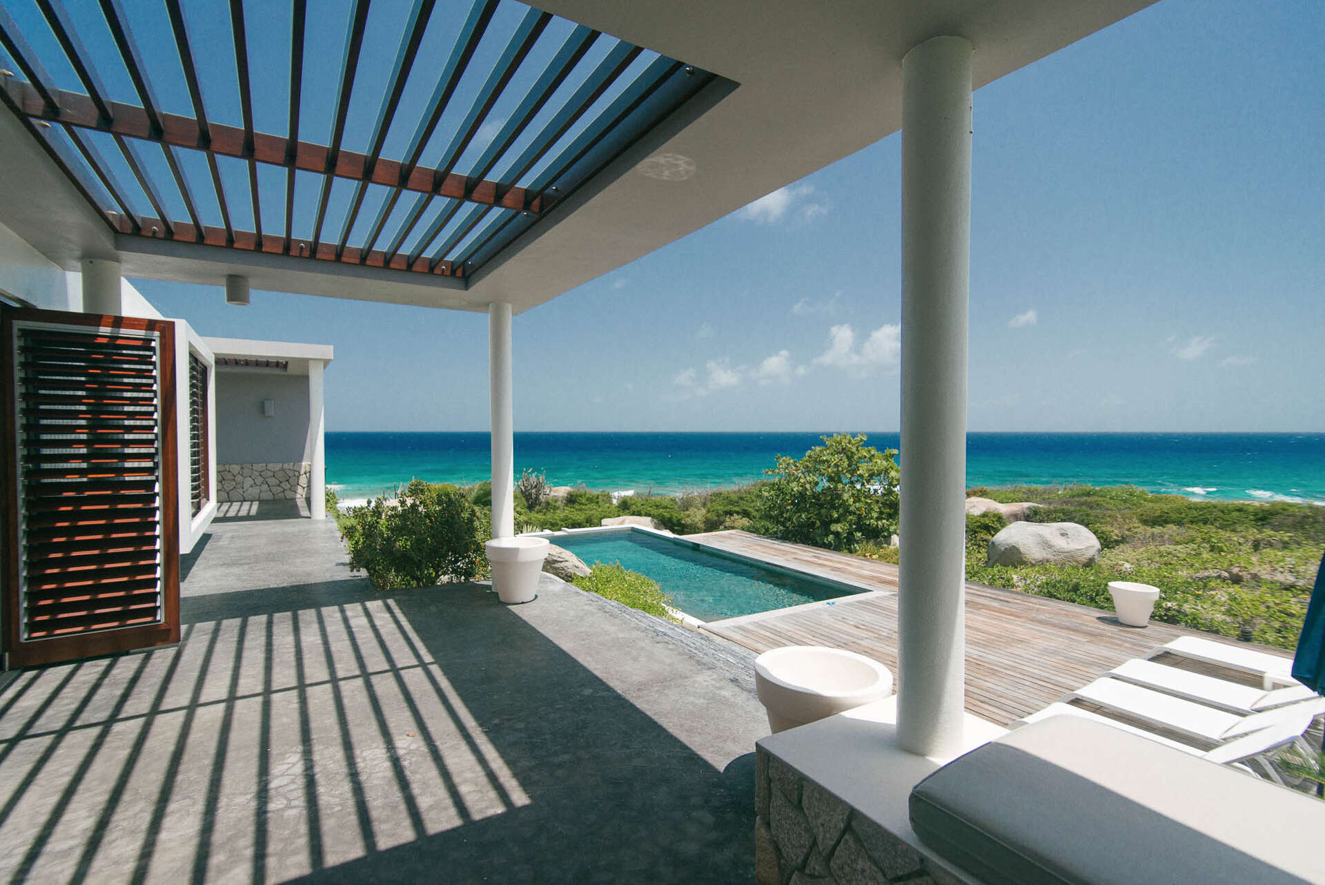 Luxury villa rentals caribbean - British virgin islands - Virgin gorda - Crooks bay - Bayhouse Villa - Image 1/13