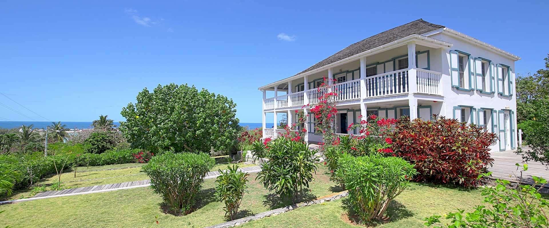 Luxury villa rentals caribbean - Bahamas - Eleuthera - Governors harbour - Belmont House - Image 1/20