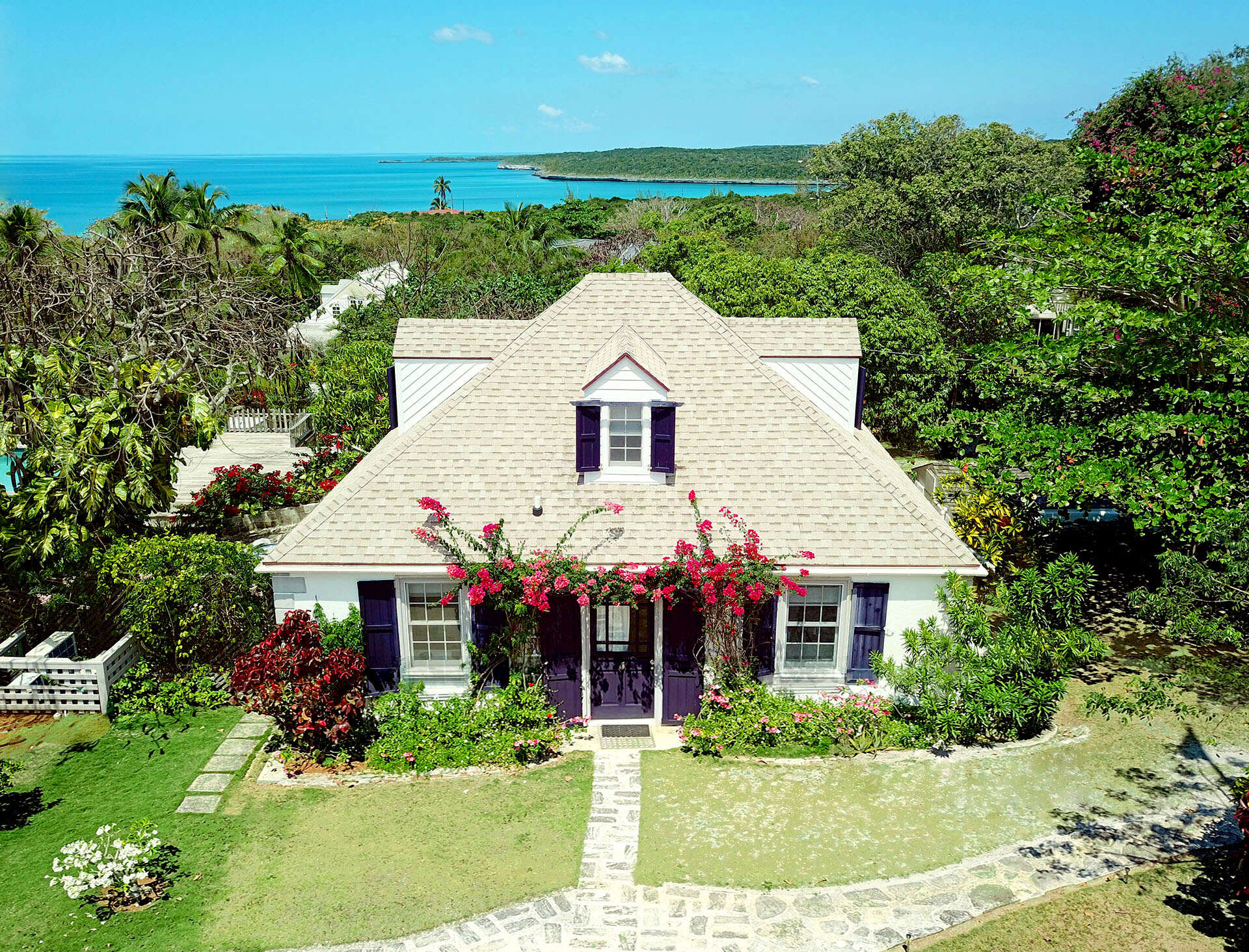 Luxury villa rentals caribbean - Bahamas - Eleuthera - Governors harbour - Toad Hall - Image 1/14