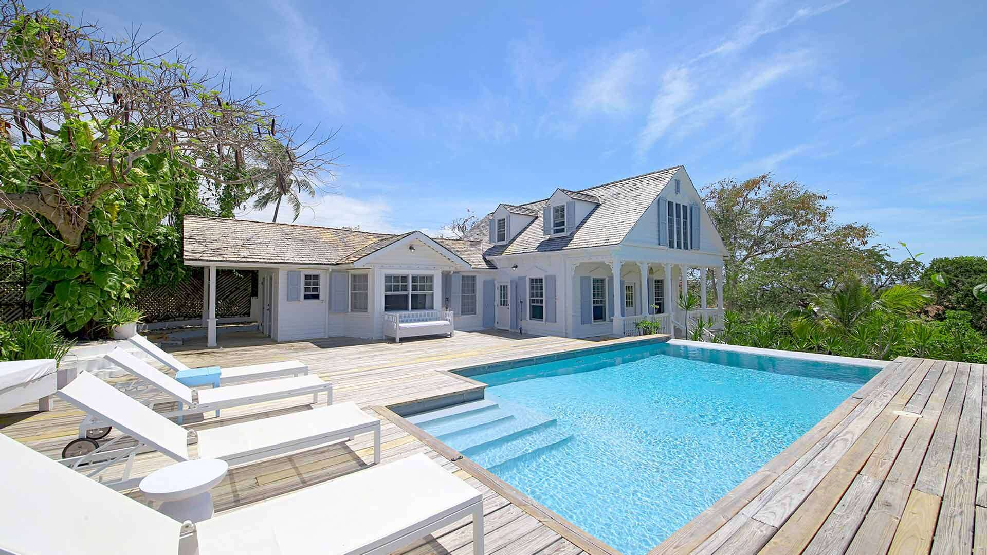 Luxury villa rentals caribbean - Bahamas - Eleuthera - Governors harbour - Mrs Russell's House - Image 1/30