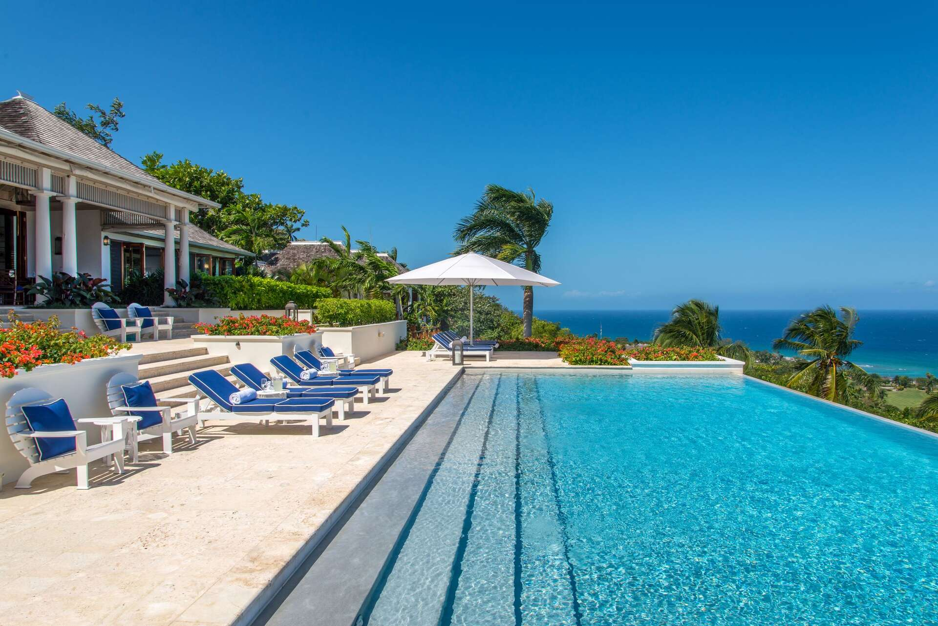 Luxury villa rentals caribbean - Jamaica - Try all club - Hummingbird House - Image 1/27