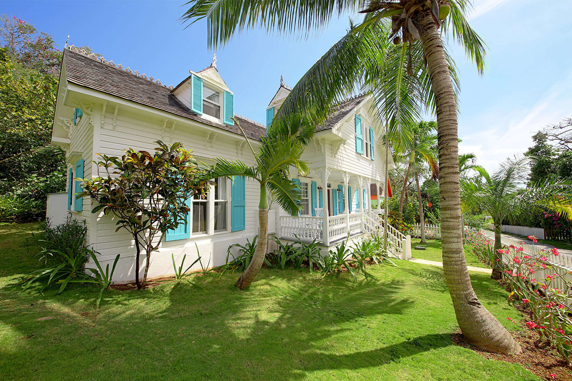 Luxury villa rentals caribbean - Bahamas - Eleuthera - Governors harbour - Pyfrom House - Image 1/19
