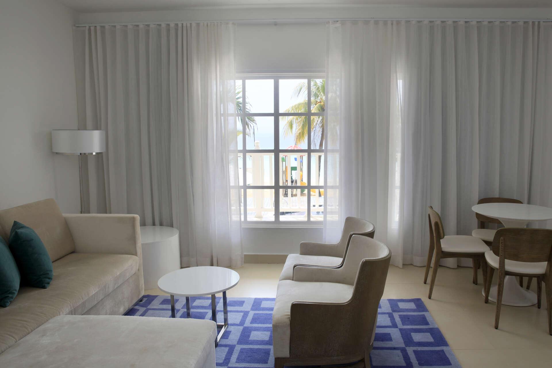 Luxury villa rentals caribbean - Jamaica - Negril - Azul beach resort negril - Two Bedroom Ocean Front Suite - Image 1/12