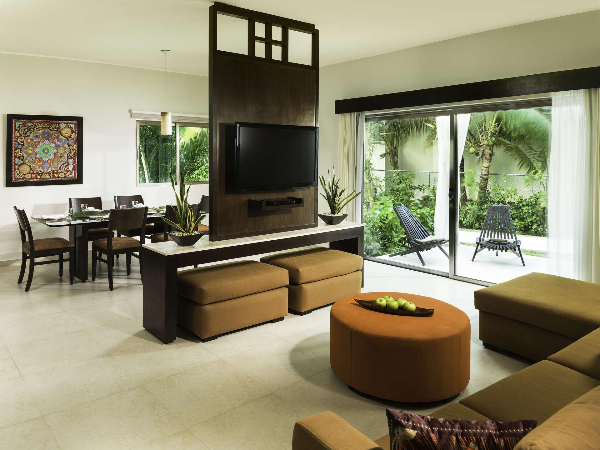 Luxury vacation rentals mexico - Riviera maya - Playa del carmen - El dorado maroma spa resort - Presidential Studio - Image 1/13