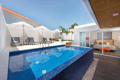 Pool Super Villa