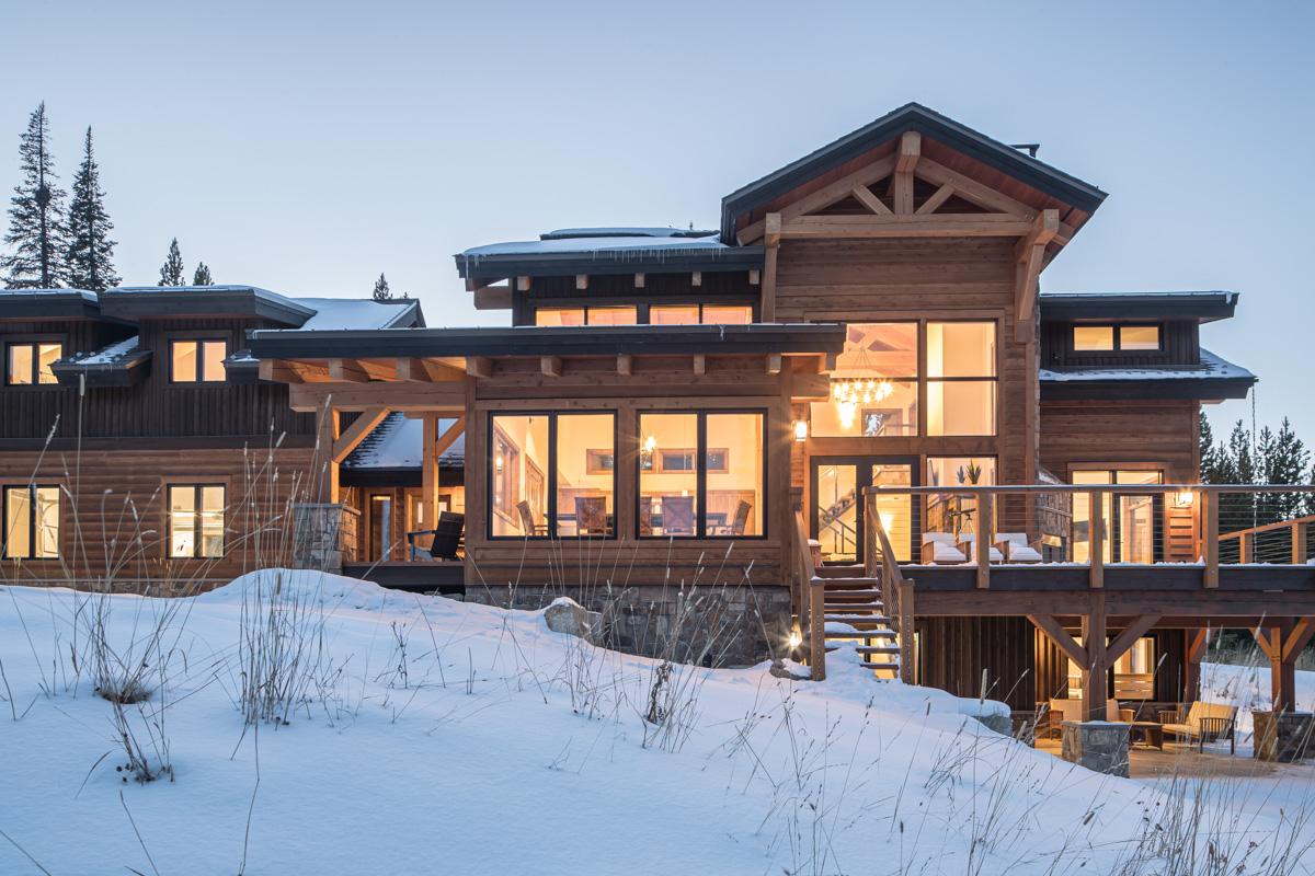 Luxury vacation rentals usa - Montana - Big sky - Wildridge Chalet - Image 1/47