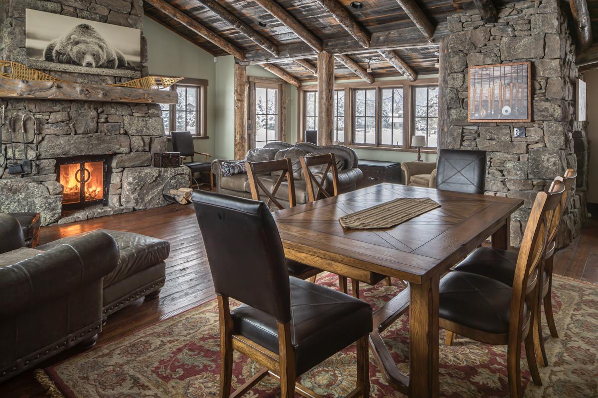 Luxury vacation rentals usa - Montana - Big sky - Hobbit House - Image 1/38