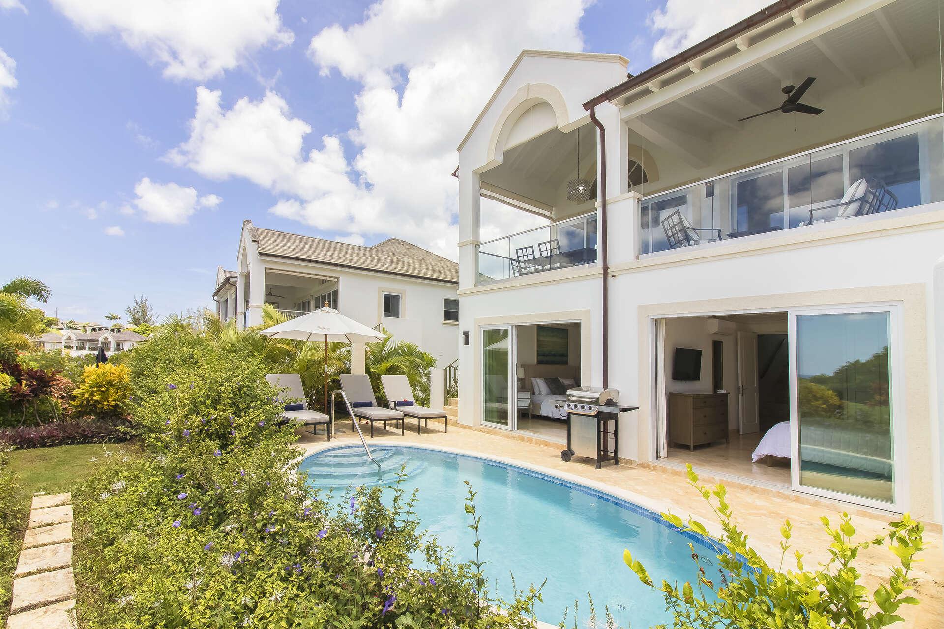 Luxury villa rentals caribbean - Barbados - St james - Royal westmoreland golf resort - Sugar Cane Mews 4 - Image 1/11