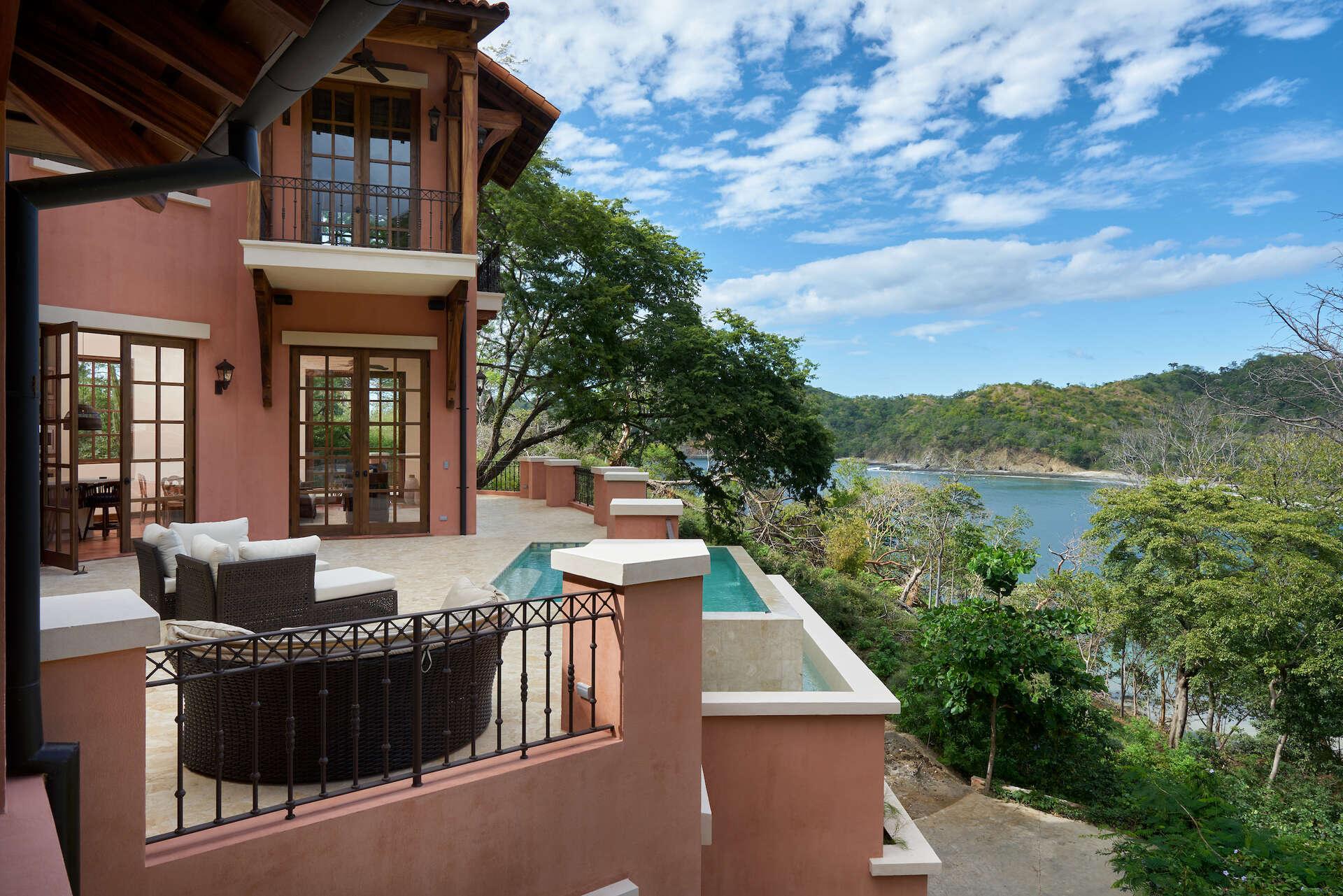 Central america villa rentals - Costa rica - Guanacaste - Las catalinas - Casa Pacifica, Las Catalinas - Image 1/42