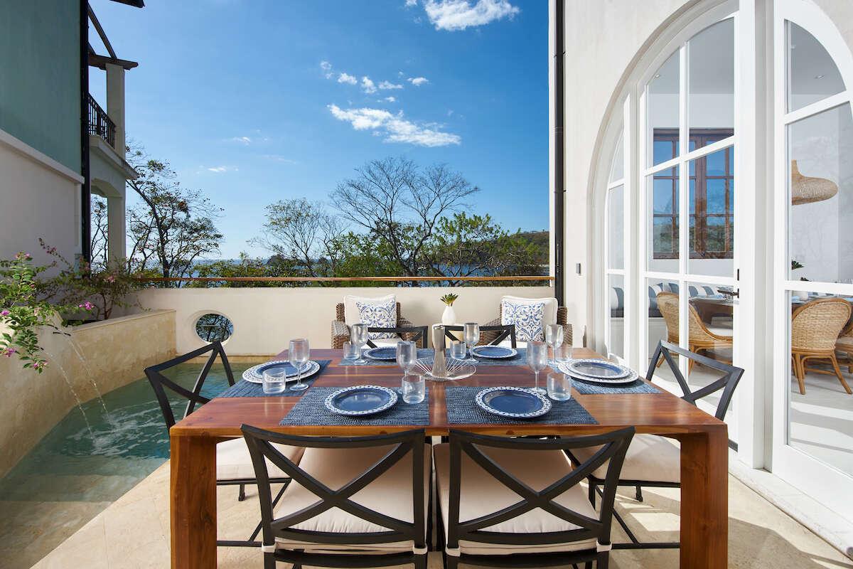 Central america villa rentals - Costa rica - Guanacaste - Las catalinas - Casa Blanca, Las Catalinas - Image 1/32