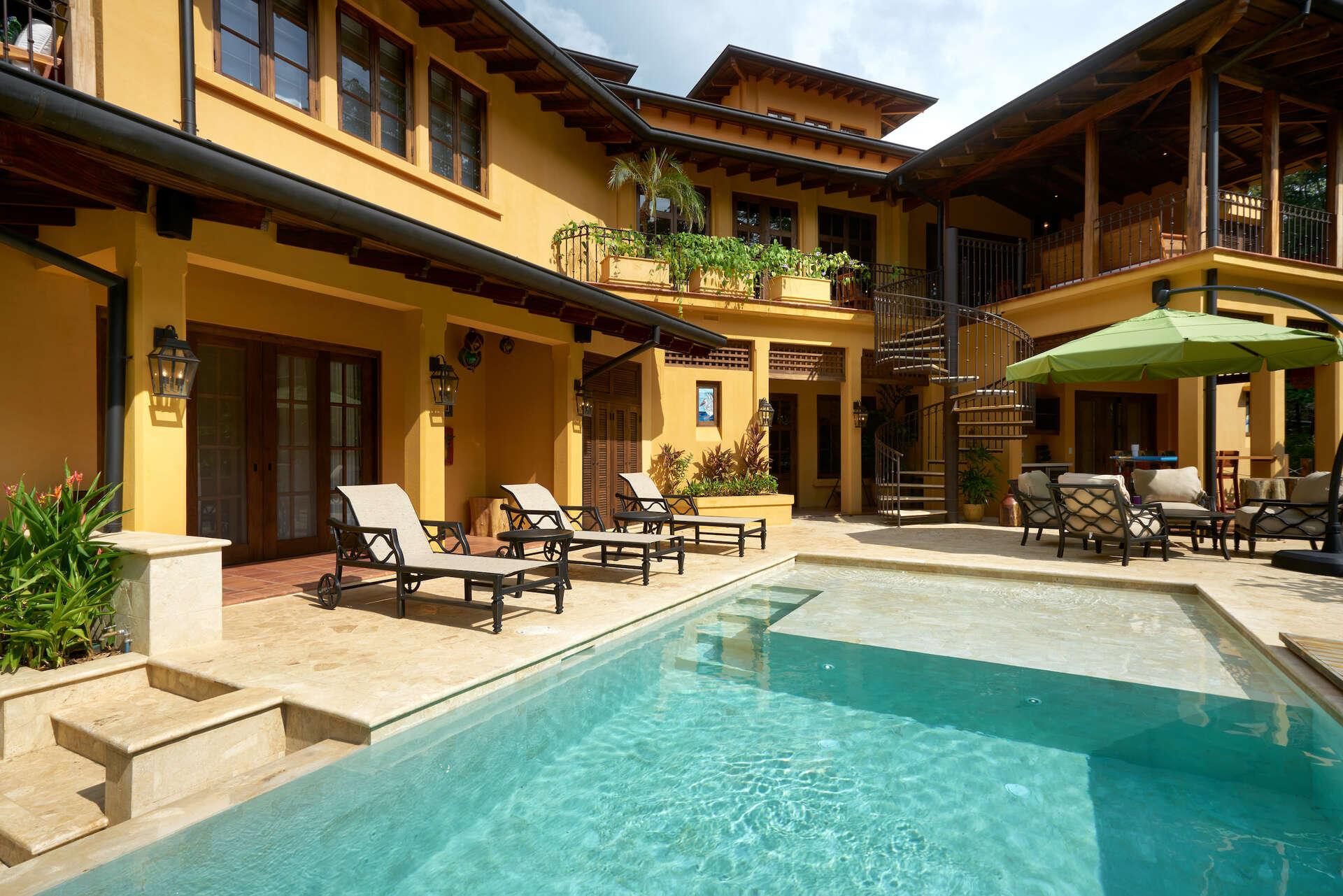 Central america villa rentals - Costa rica - Guanacaste - Las catalinas - Casa Pelicano - Image 1/44