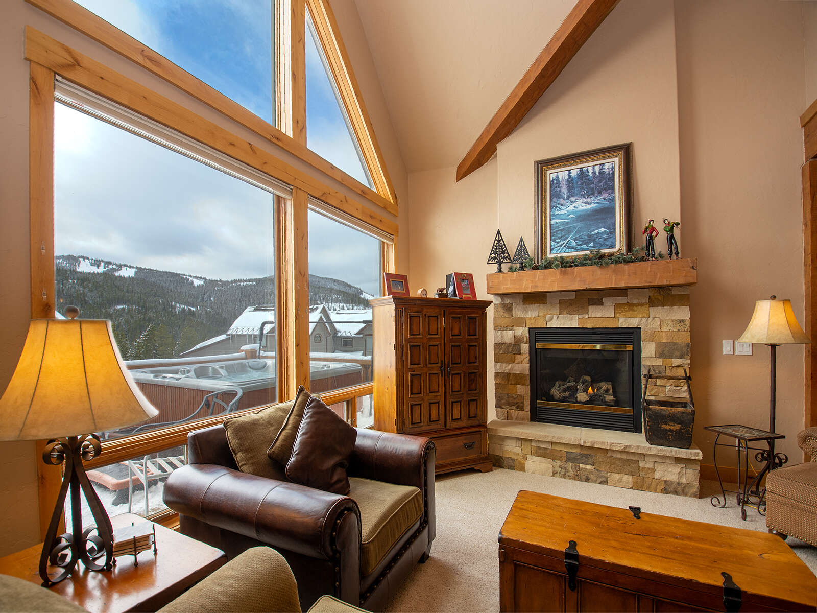 Luxury vacation rentals usa - Colorado - Winter  park - Antlers at Lakota 406 - Image 1/34