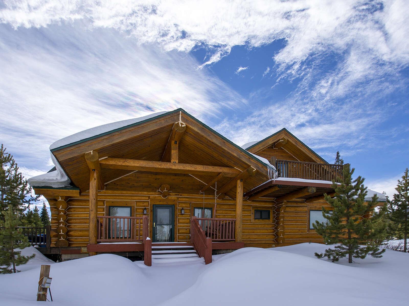 Luxury vacation rentals usa - Colorado - Winter  park - Miles Behind Log Cabin - Image 1/44