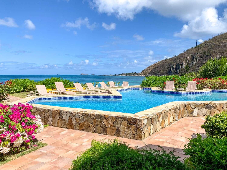 Luxury villa rentals caribbean - British virgin islands - Virgin gorda - Mahoe bay - Sandcastle, Virgin Gorda - Image 1/26