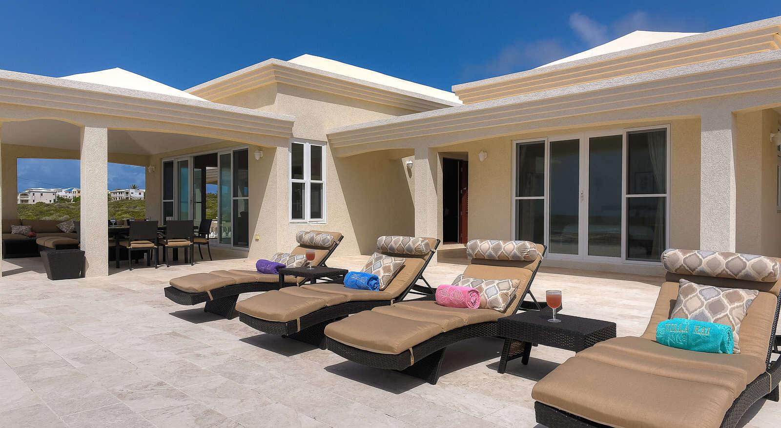 Luxury villa rentals caribbean - Anguilla - Sandy hill - Villa Kai - Image 1/17