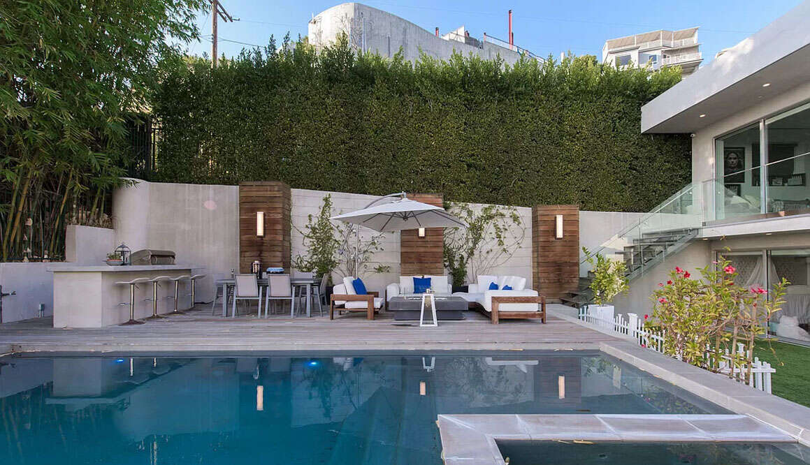 Luxury vacation rentals usa - California - Los angeles california - West hollywood ca - Sunset Heights Estate - Image 1/25