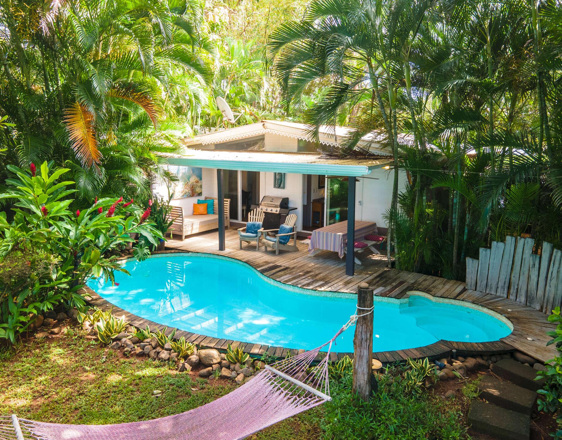 Central america villa rentals - Costa rica - Guanacaste - Playa junquillal - Villa Oceanis - Image 1/14