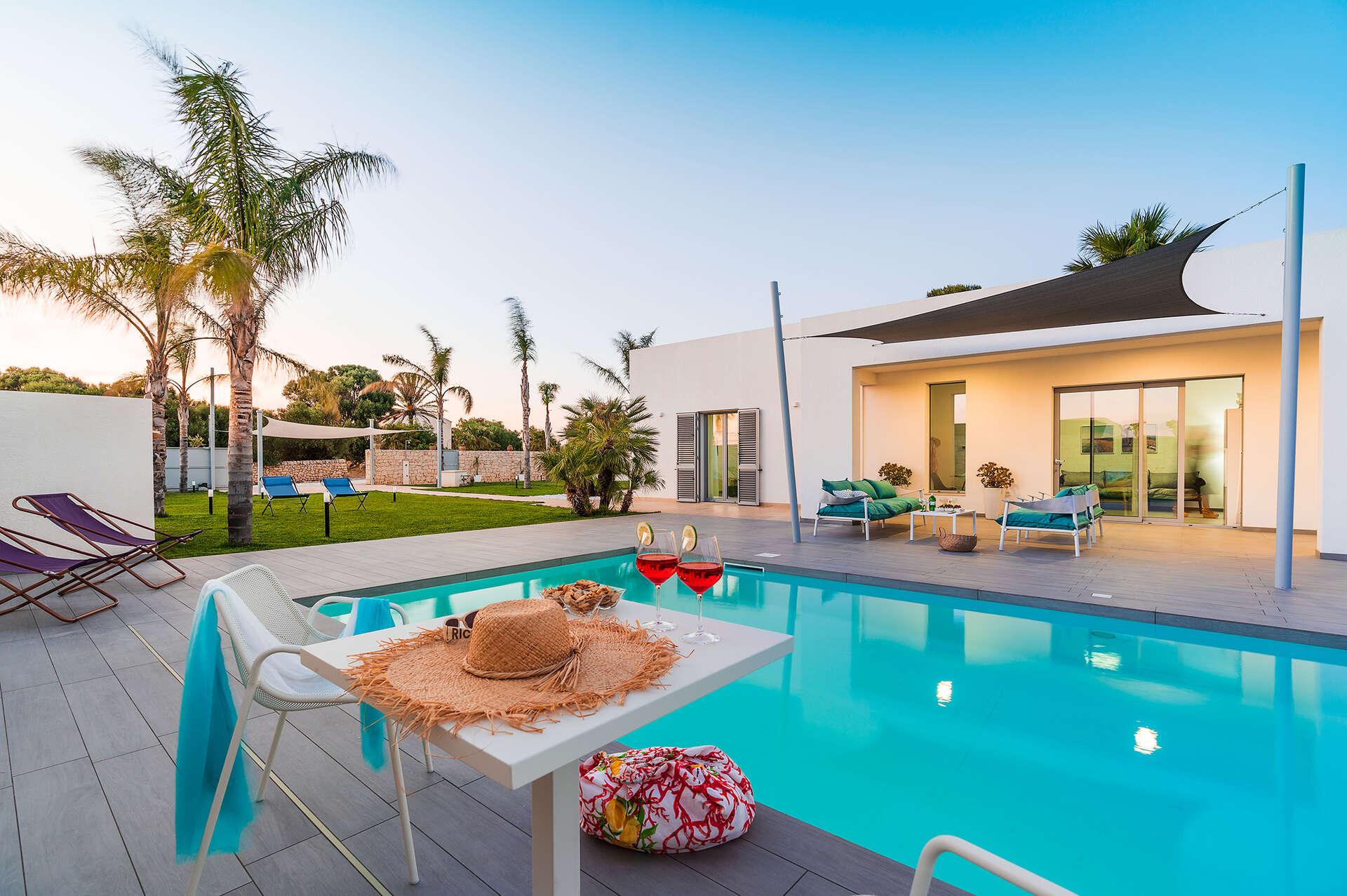 Luxury vacation rentals europe - Italy - Sicily - Pachino - Villa Nica - Image 1/46