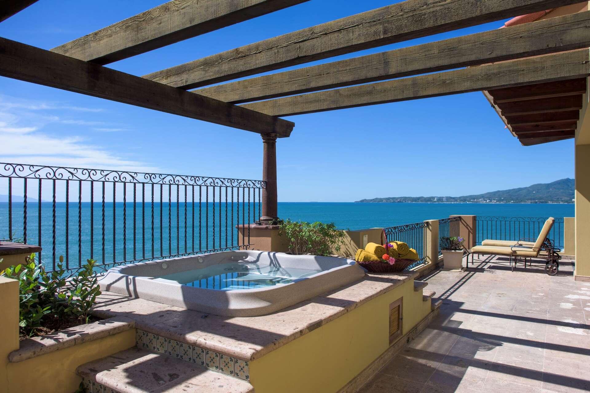 Luxury vacation rentals mexico - Nuevo vallarta - Villa la estancia riviera nayarit - Three Bedroom Suite Ocean Front - Image 1/25
