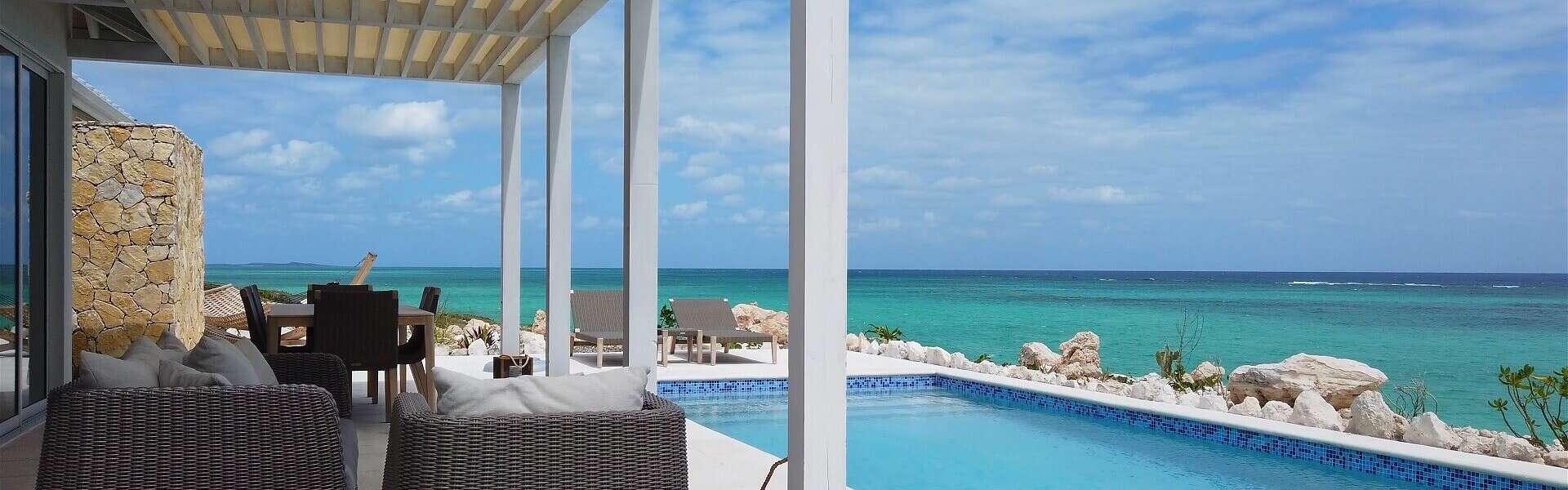 Luxury villa rentals caribbean - Turks and caicos - South caicos - Sailrock resort - Coral Villa | 3 Bedroom - Image 1/20