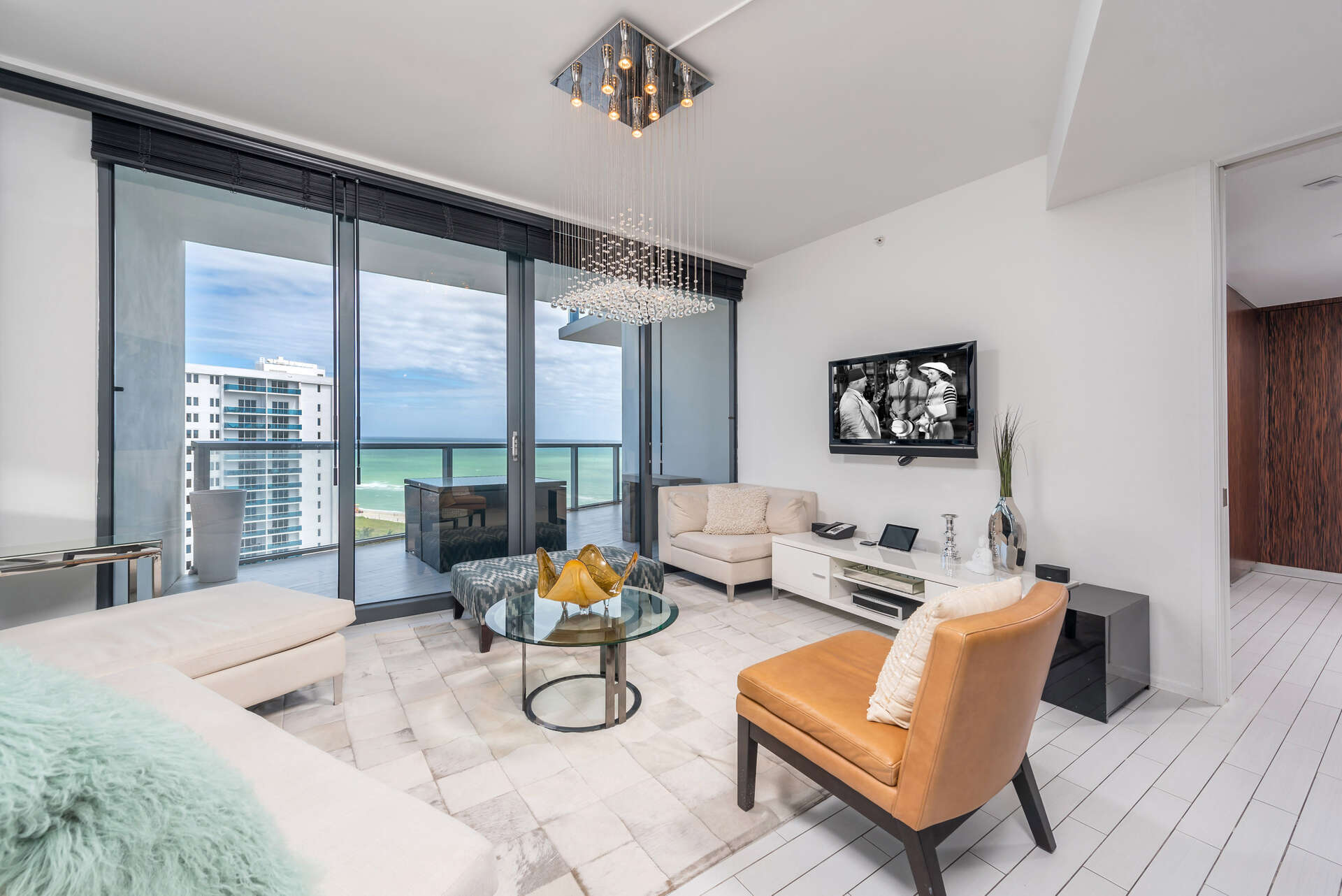 Luxury vacation rentals usa - Florida - Miami beach - W hotel south beach - #1411 | 2 BDM Ocean View - Image 1/13