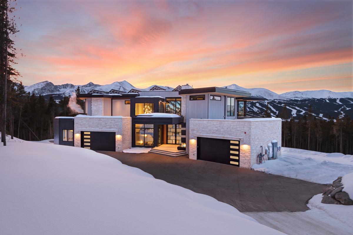 Luxury vacation rentals usa - Colorado - Breckenridge area - Arendelle - Image 1/40