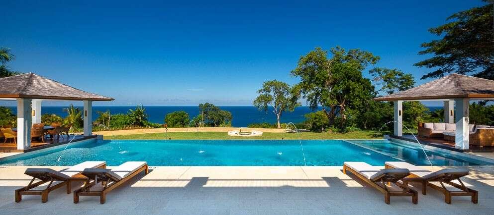 Luxury villa rentals caribbean - Jamaica - Try all club - Bella Vista - Image 1/15