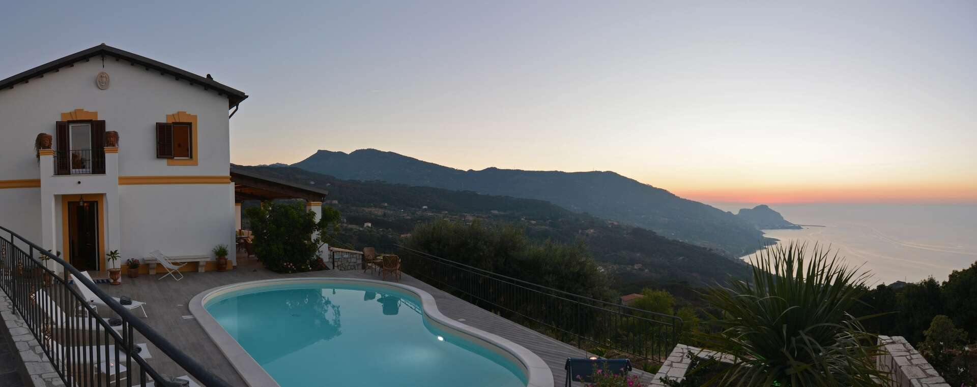 Luxury vacation rentals europe - Italy - Sicily - Cefalu - Villa il Basto - Image 1/29