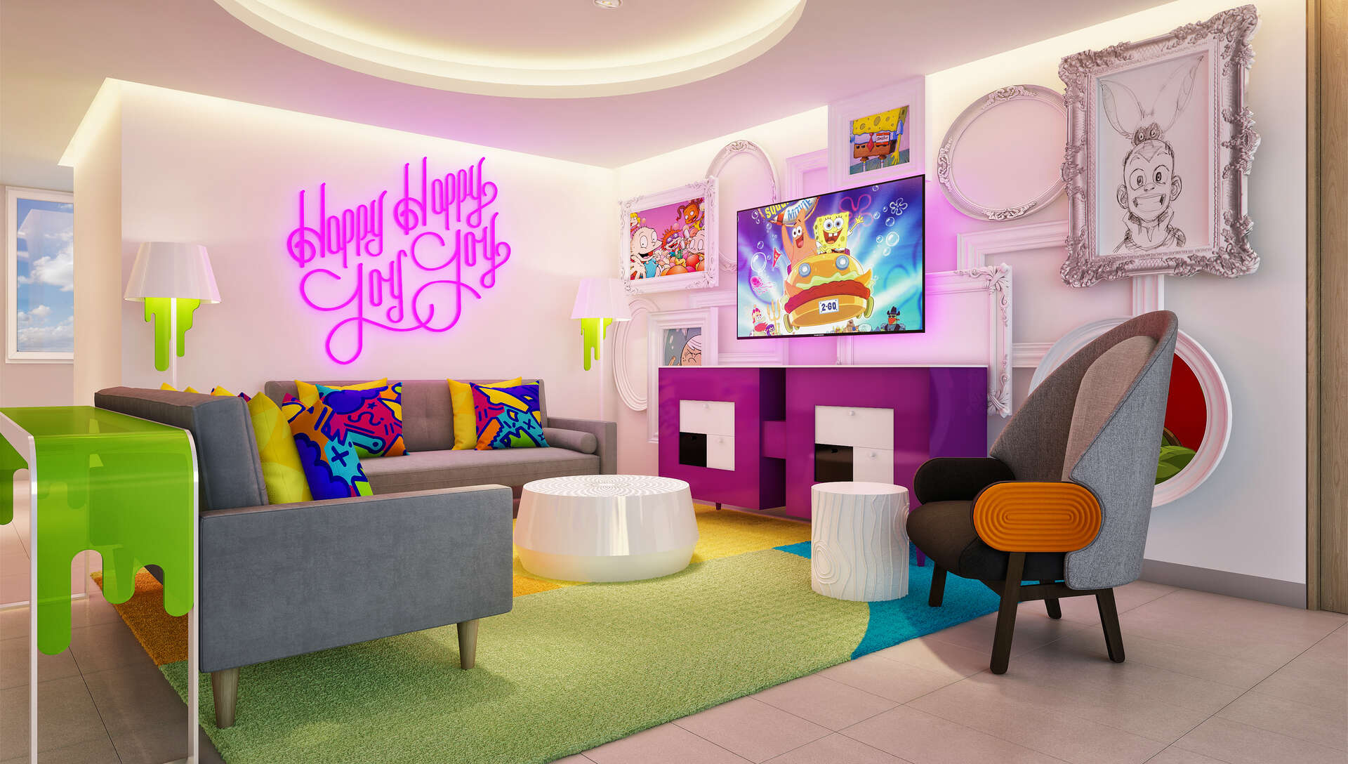 - Big Kahuna Suite - Image 1/18