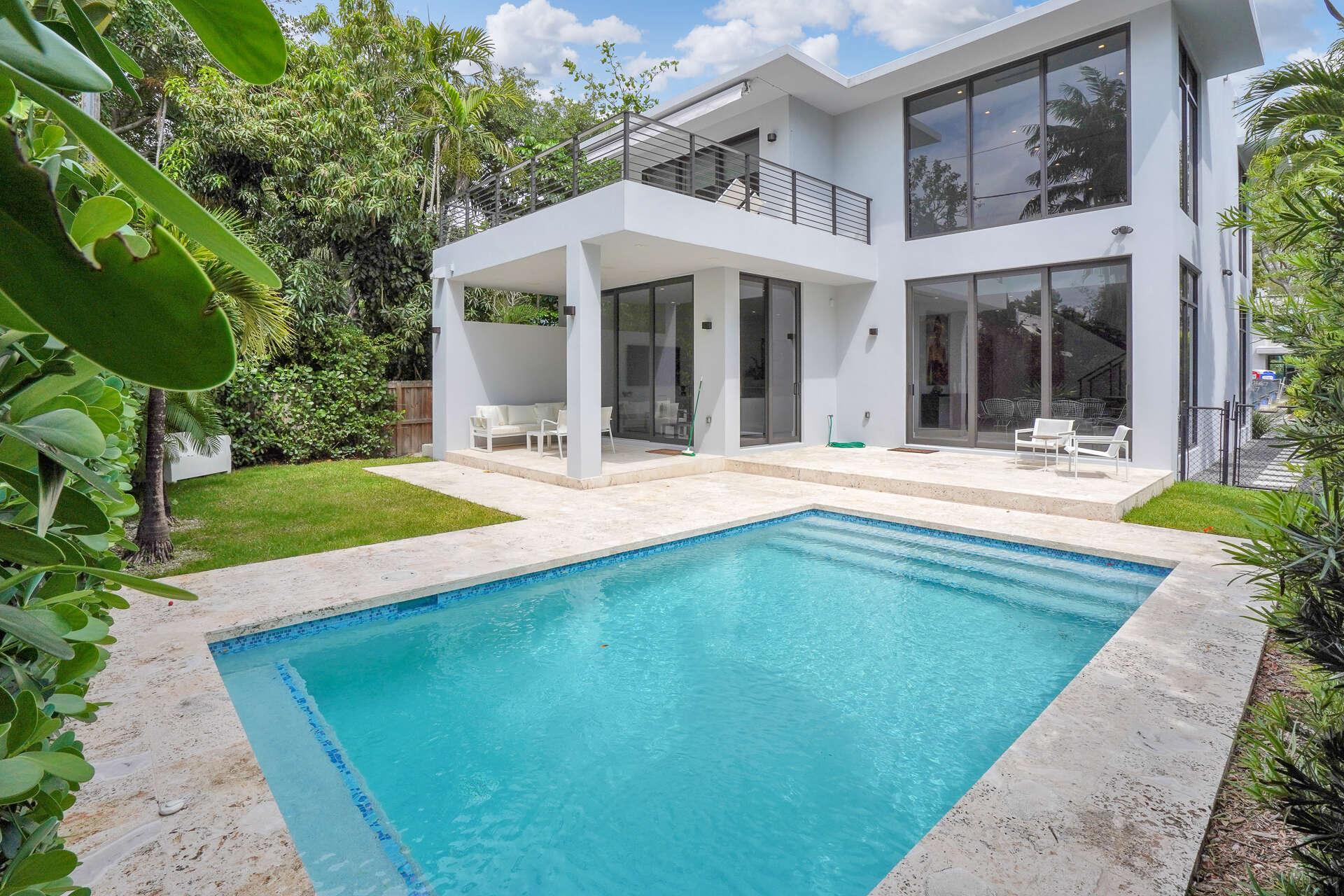 Luxury vacation rentals usa - Florida - Miami - Coconut grove  - Villa Grove - Image 1/40