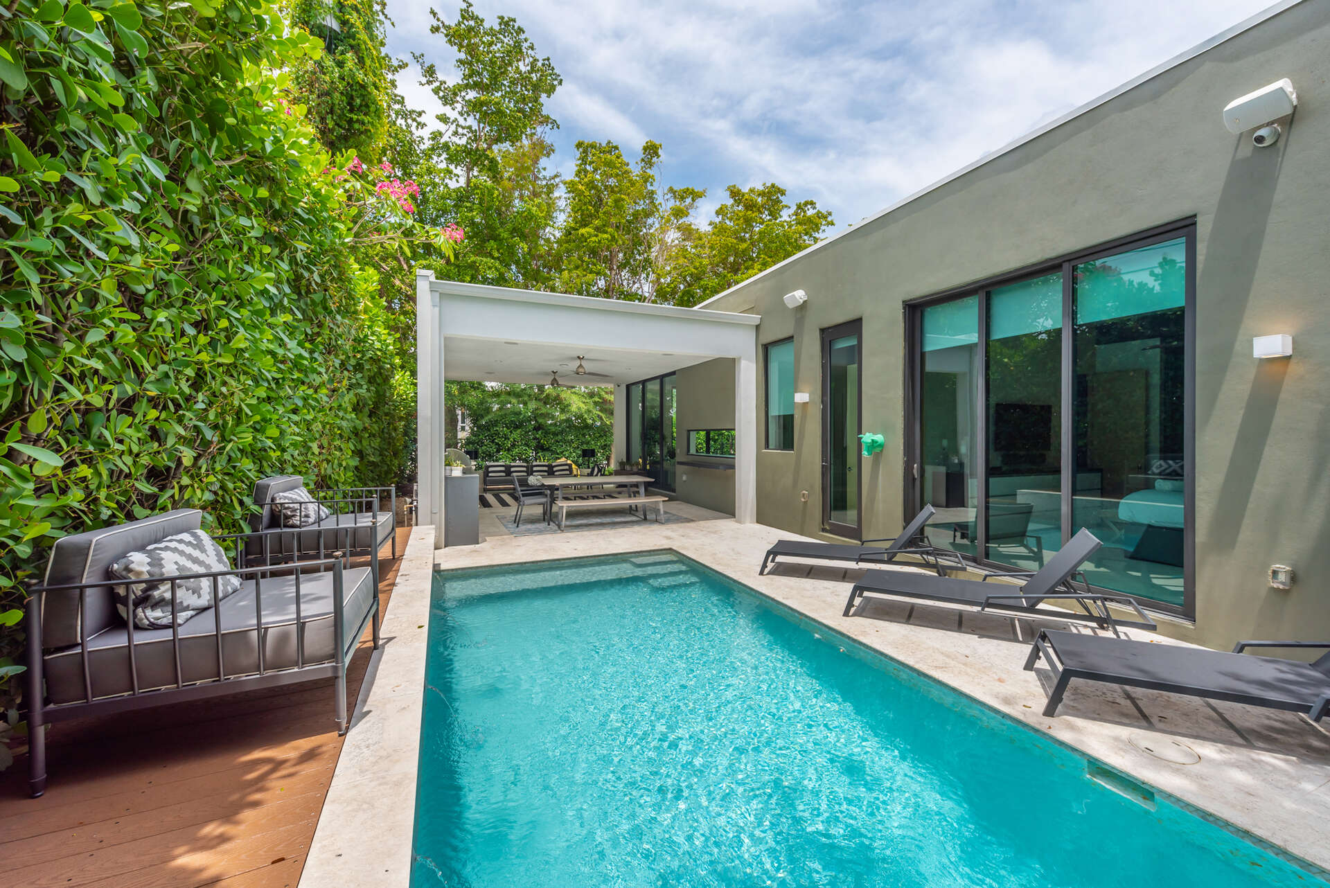 Luxury vacation rentals usa - Florida - Miami - Design district - Villa Amaya - Image 1/42