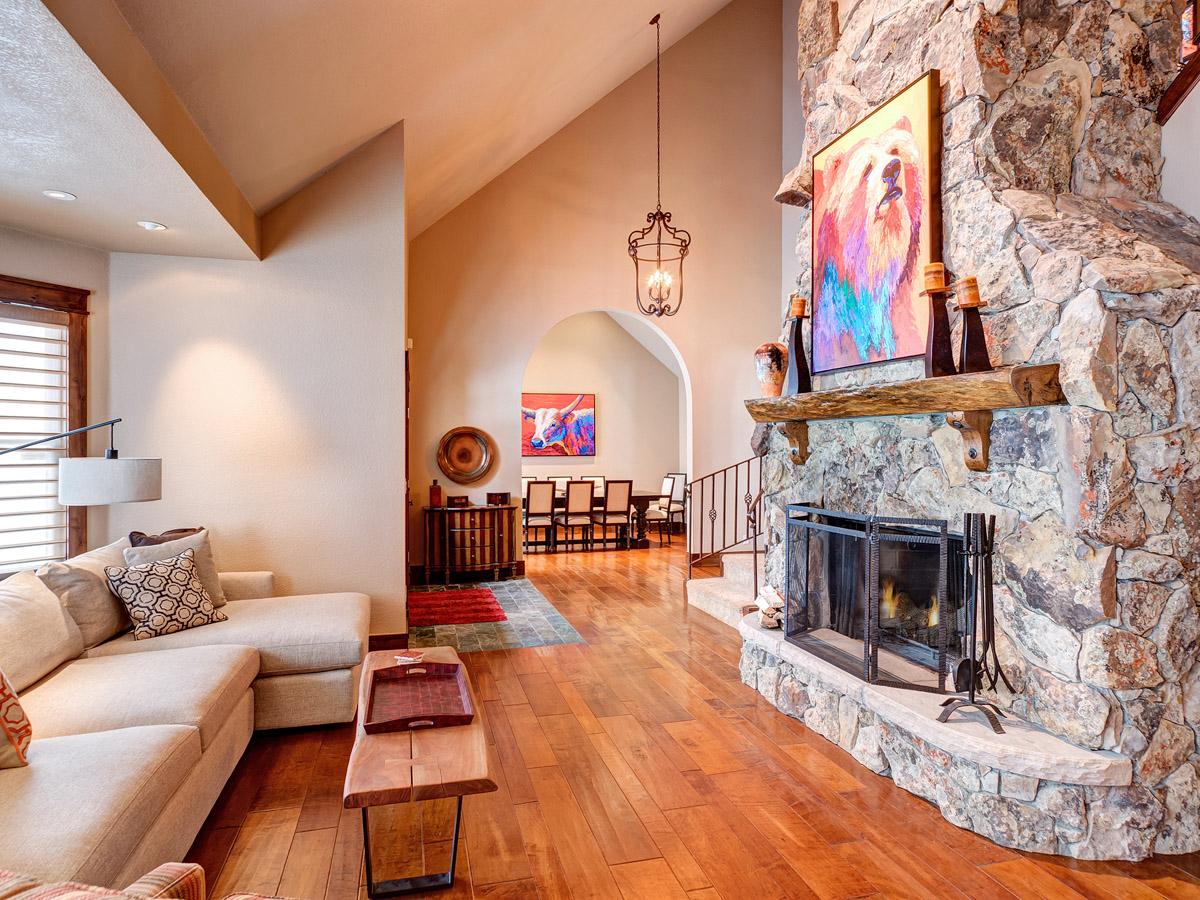 Luxury vacation rentals usa - Colorado - Breckenridge area - Peak 8 Escape - Image 1/42