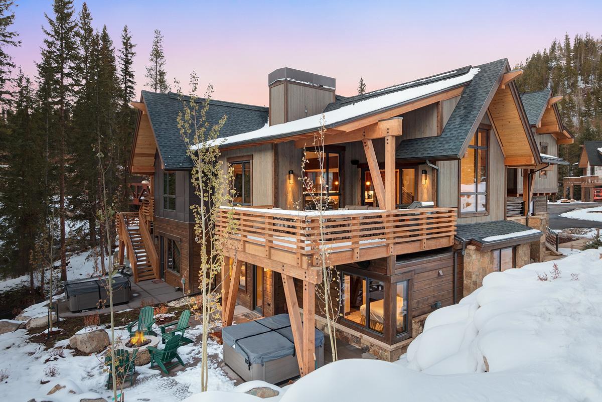 Luxury vacation rentals usa - Colorado - Breckenridge area - River's Edge - Image 1/26