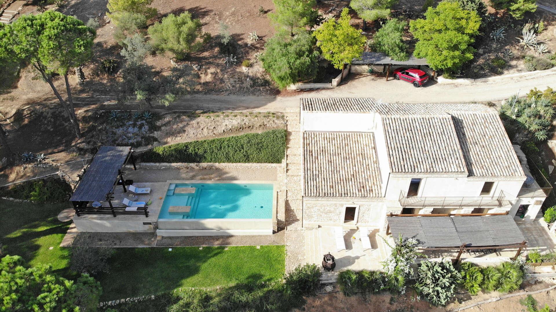 Luxury vacation rentals europe - Italy - Sicily - Catania - Villa Palmento - Image 1/43