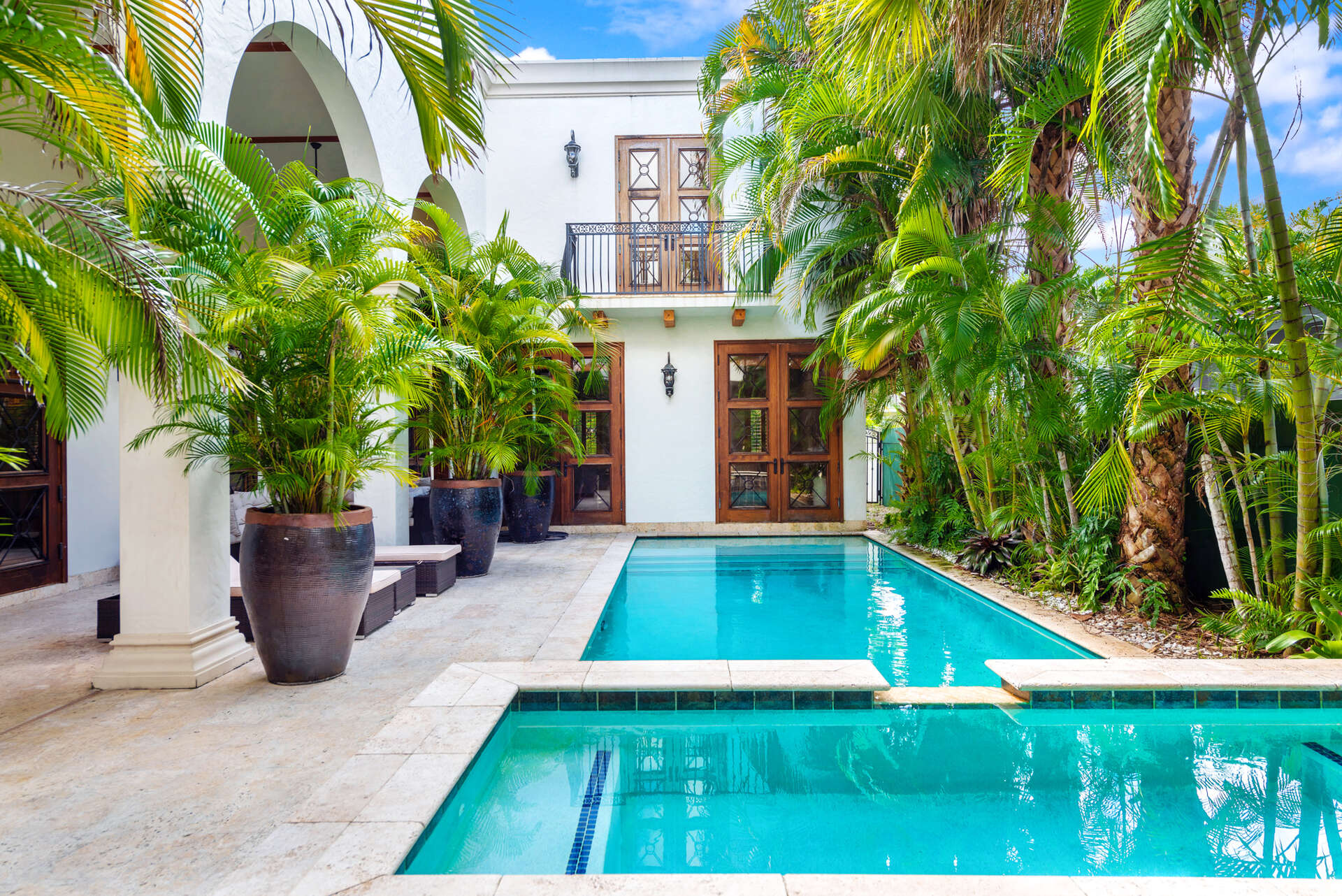 Luxury vacation rentals usa - Florida - Fort lauderdale - Villa Philippe - Image 1/41