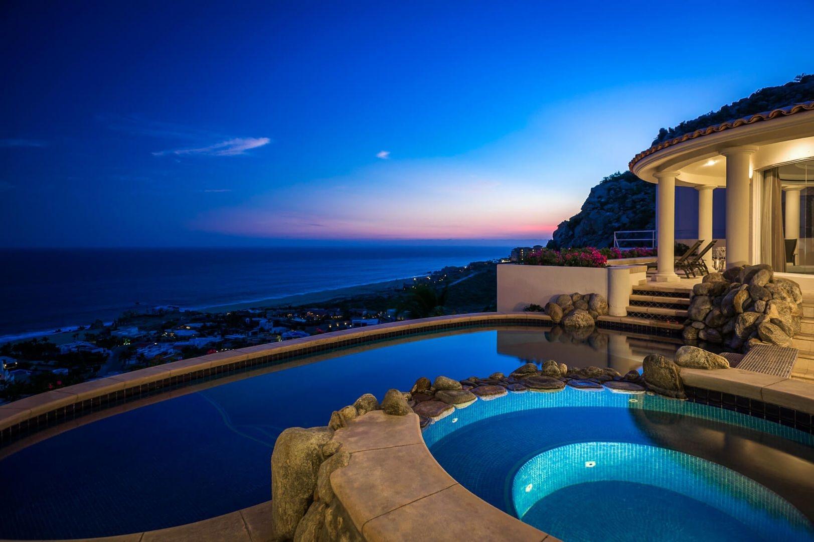 Luxury vacation rentals mexico - Los cabos - Cabo - Pedregal - Villa Thunderbird - Image 1/25