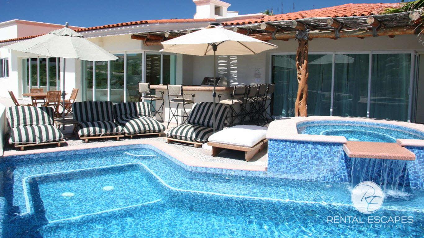 Villa Del Toro Rojo Pedregal Los Cabos Rental Escapes