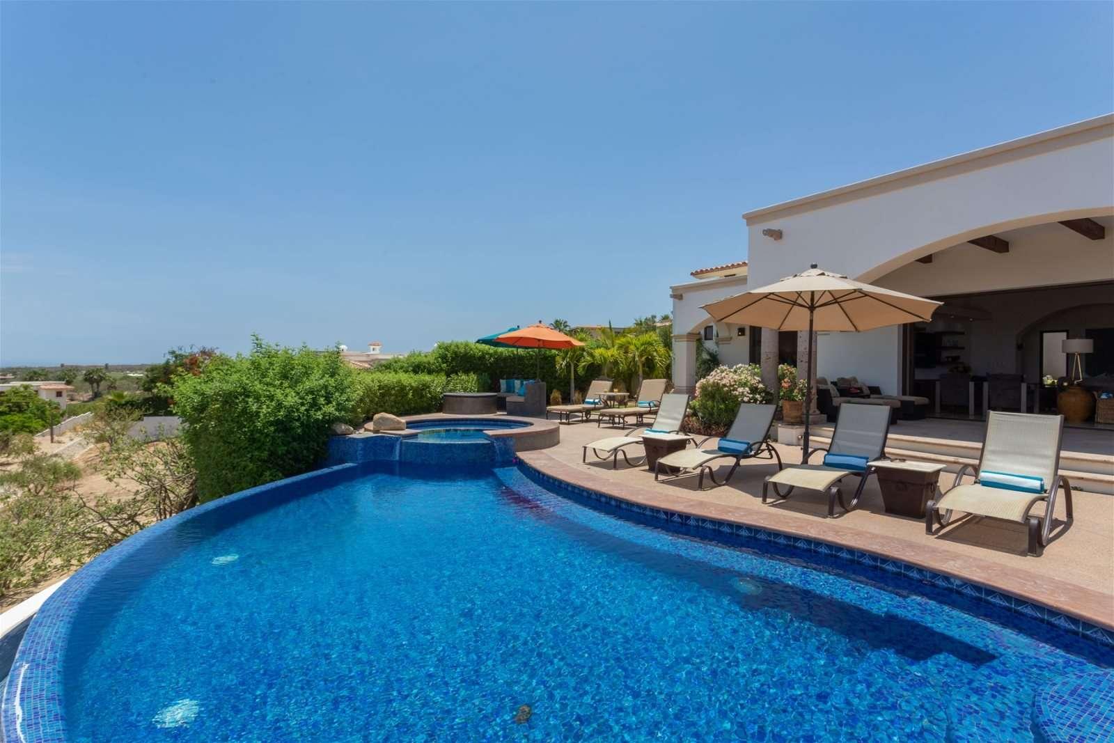 Luxury vacation rentals mexico - Los cabos - Los cabos corridor - Cabo delsol - Casa Juan Miguel - Image 1/36