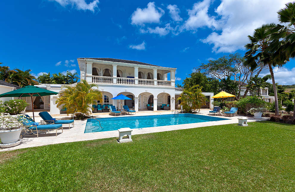 Luxury villa rentals caribbean - Barbados - St james - Royal westmoreland golf resort - Benjoli Breeze - Image 1/13