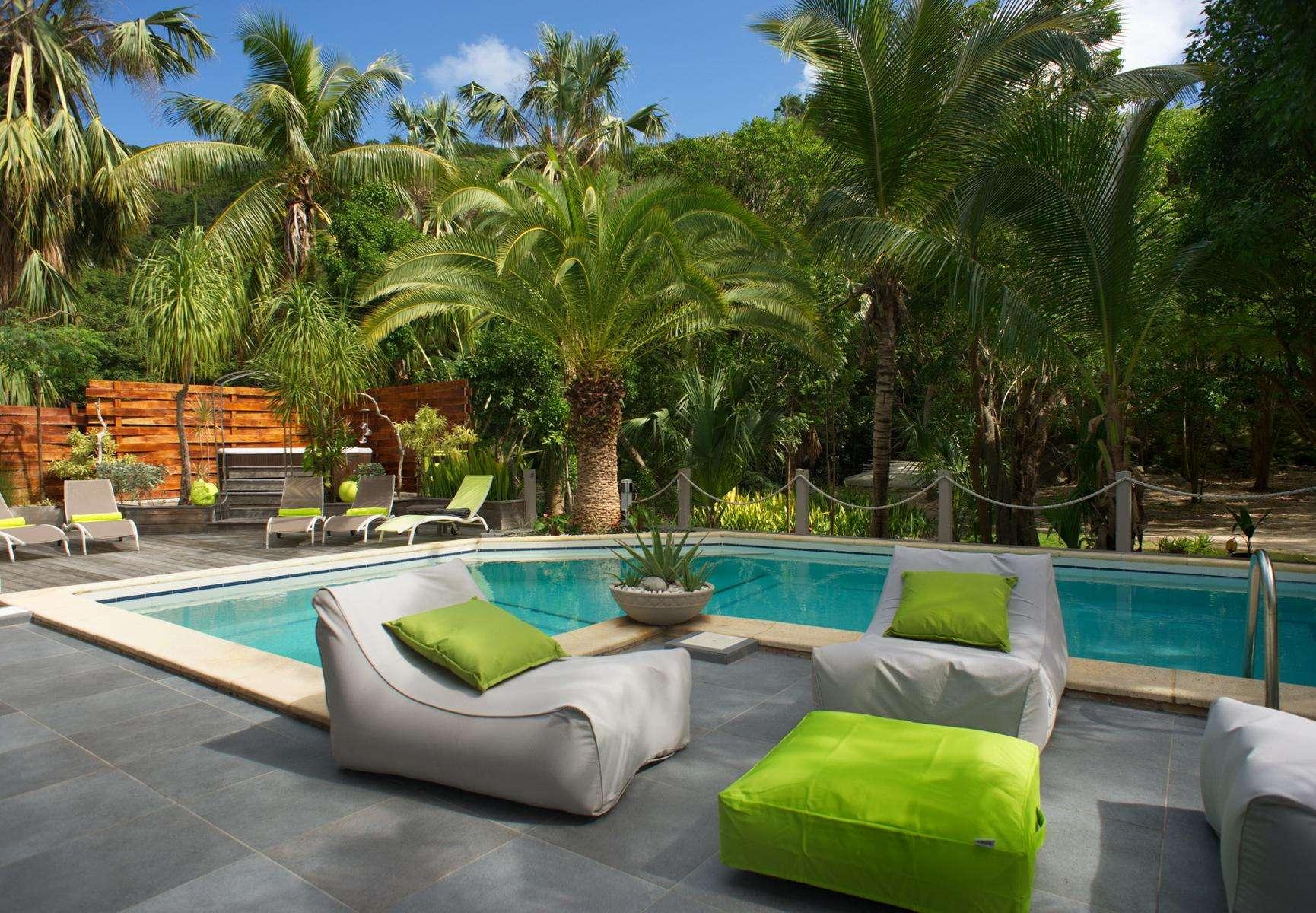 Luxury villa rentals caribbean - St barthelemy - Lorient - Escape - Image 1/19