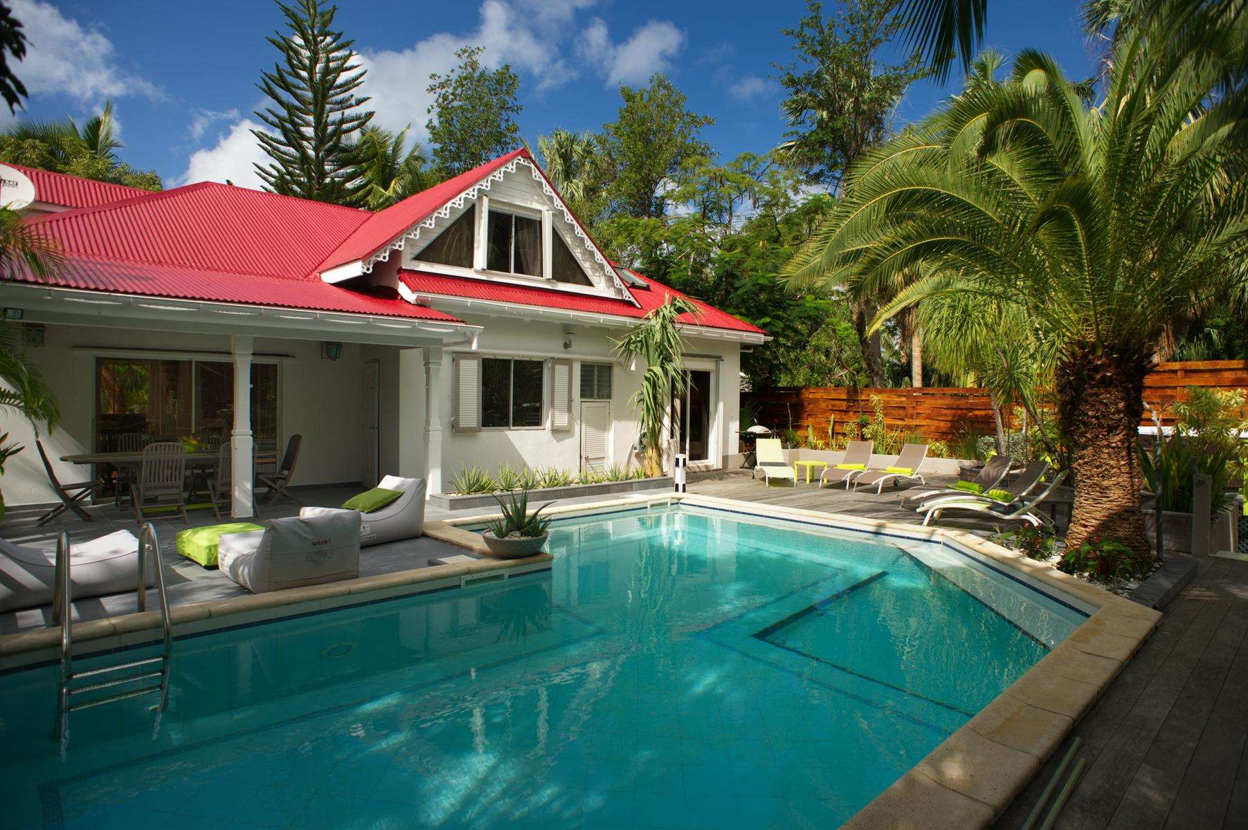 Luxury villa rentals caribbean - St barthelemy - Lorient - No location 4 - Escape - Image 1/14