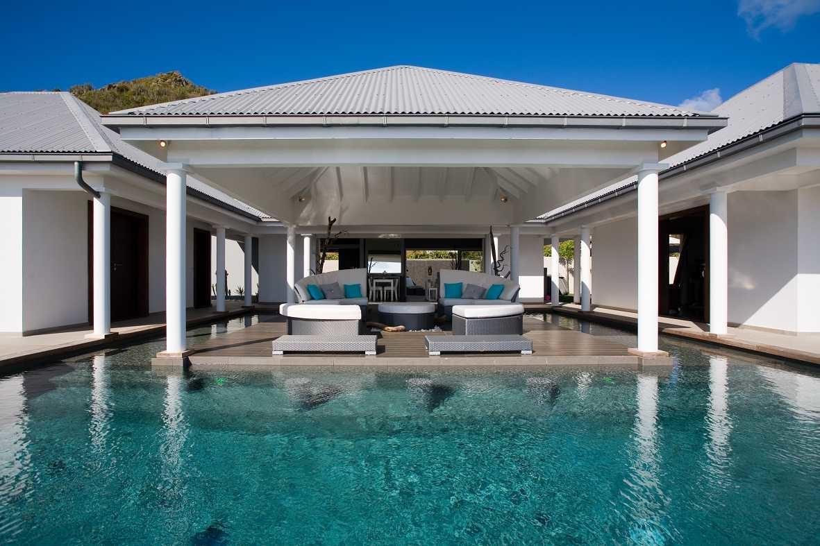 Luxury villa rentals caribbean - St barthelemy - Vitet - Victoria - Image 1/20