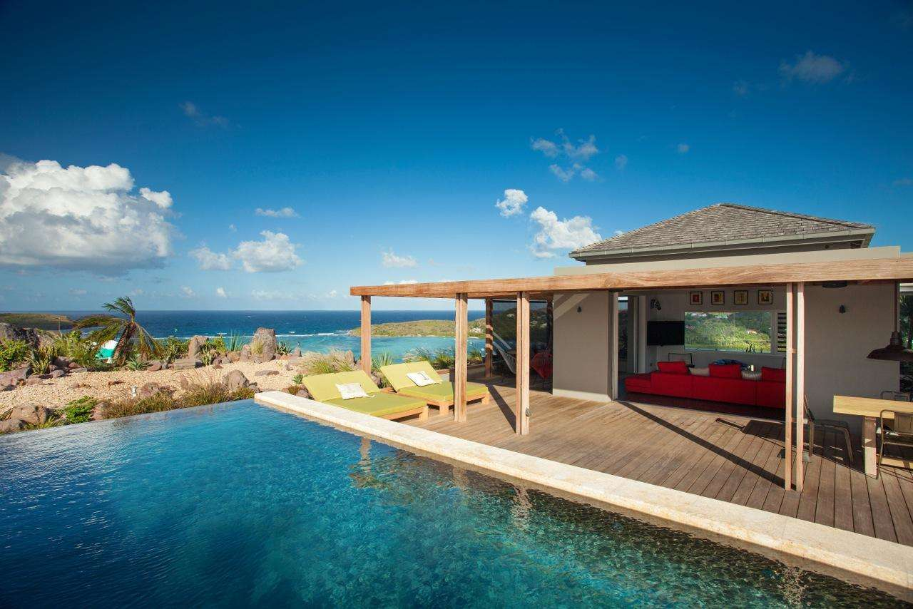 Luxury villa rentals caribbean - St barthelemy - Marigot - Imagine - Image 1/31