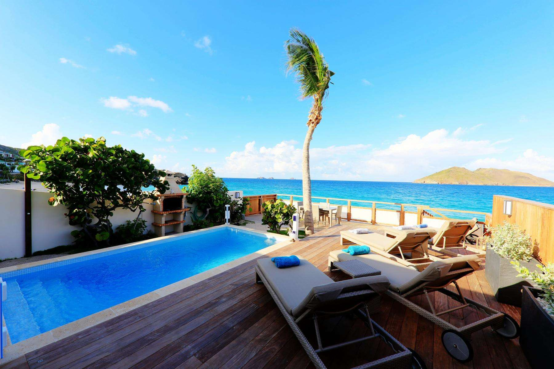 Luxury villa rentals caribbean - St barthelemy - Flamands - No location 4 - Raisiniers - Image 1/11