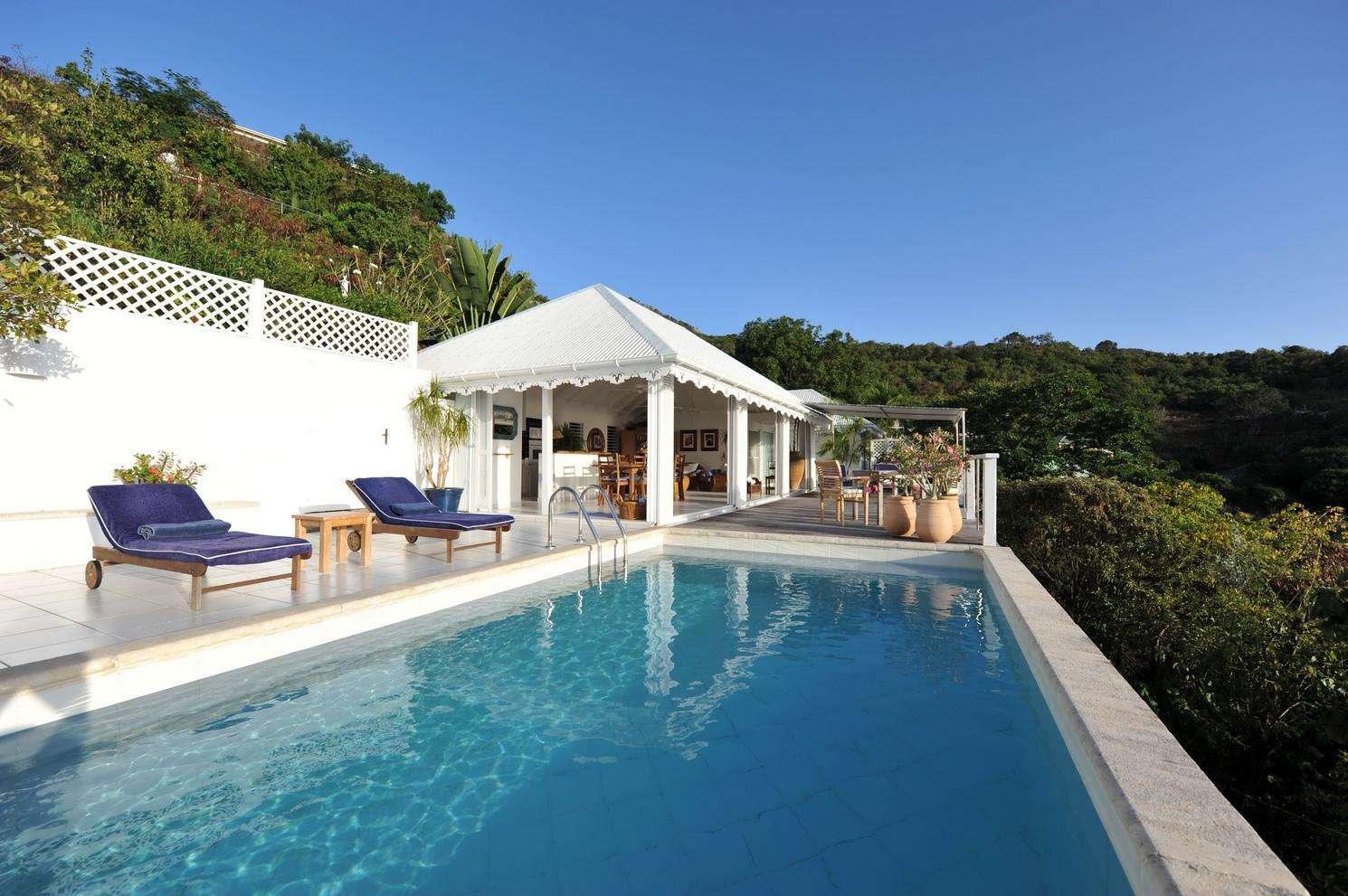 Luxury villa rentals caribbean - St barthelemy - Lorient - Lorient Sunset - Image 1/14