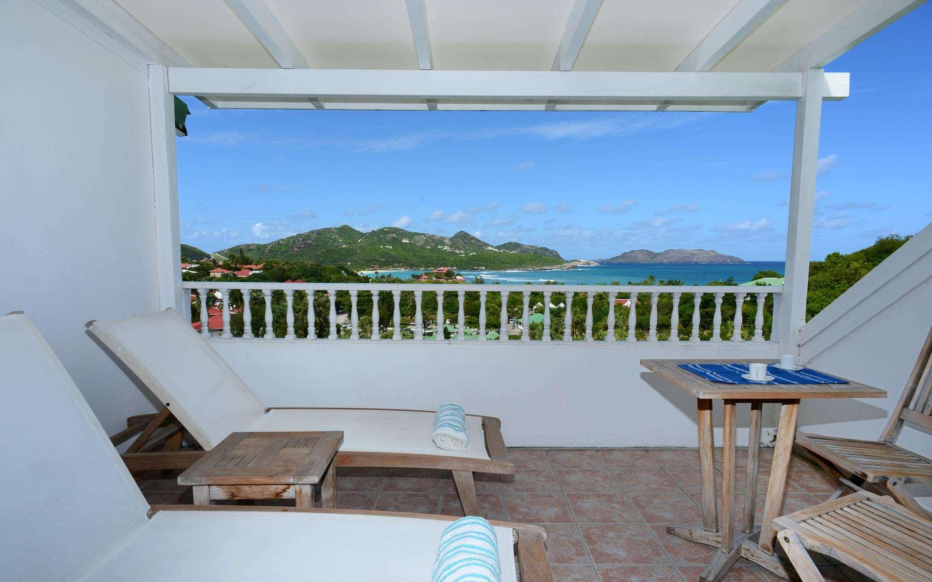 Luxury villa rentals caribbean - St barthelemy - Saint jean - les Jardins de Saint Jean - Image 1/12