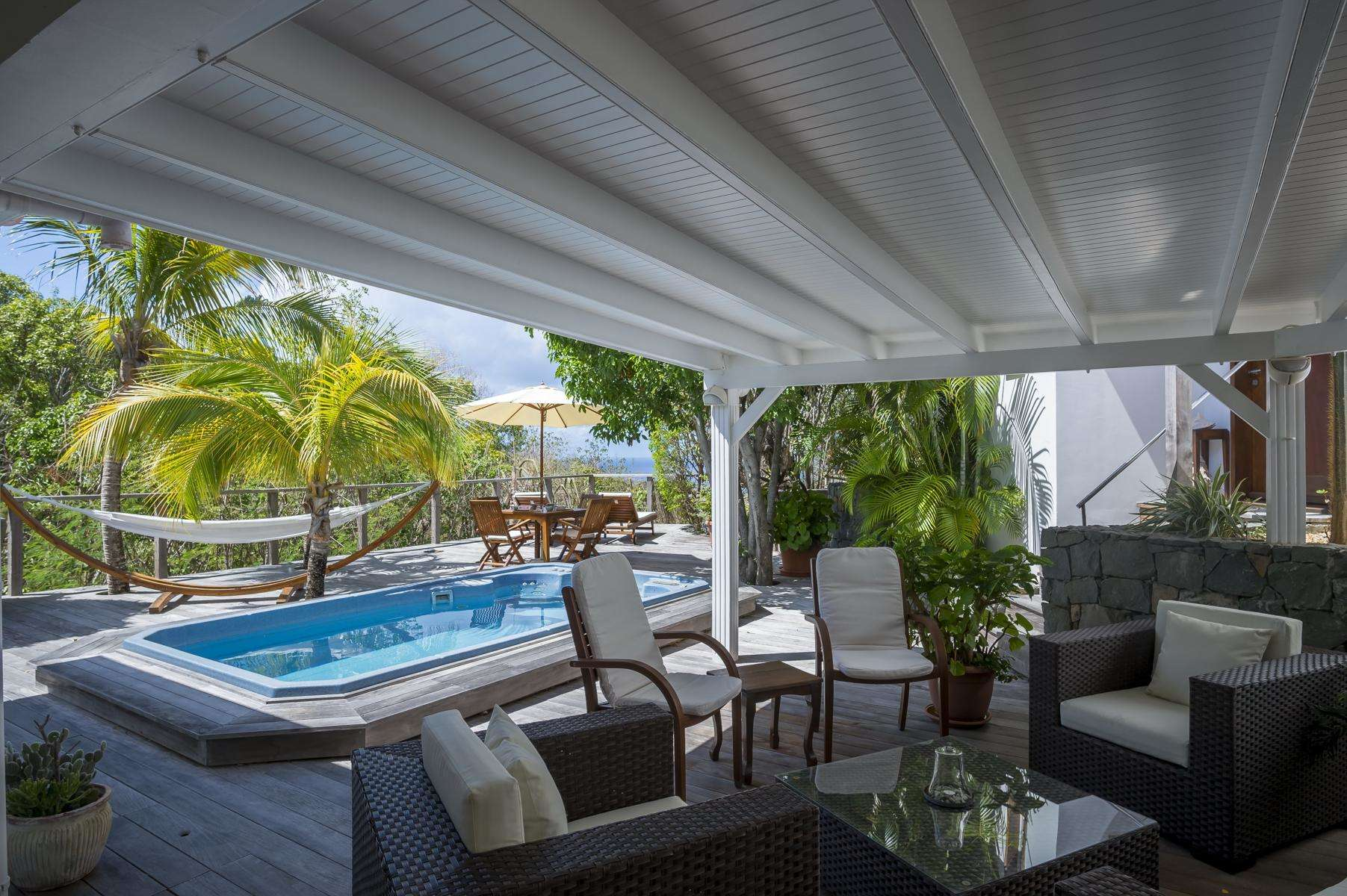 Luxury villa rentals caribbean - St barthelemy - Lurin - Letchi - Image 1/25