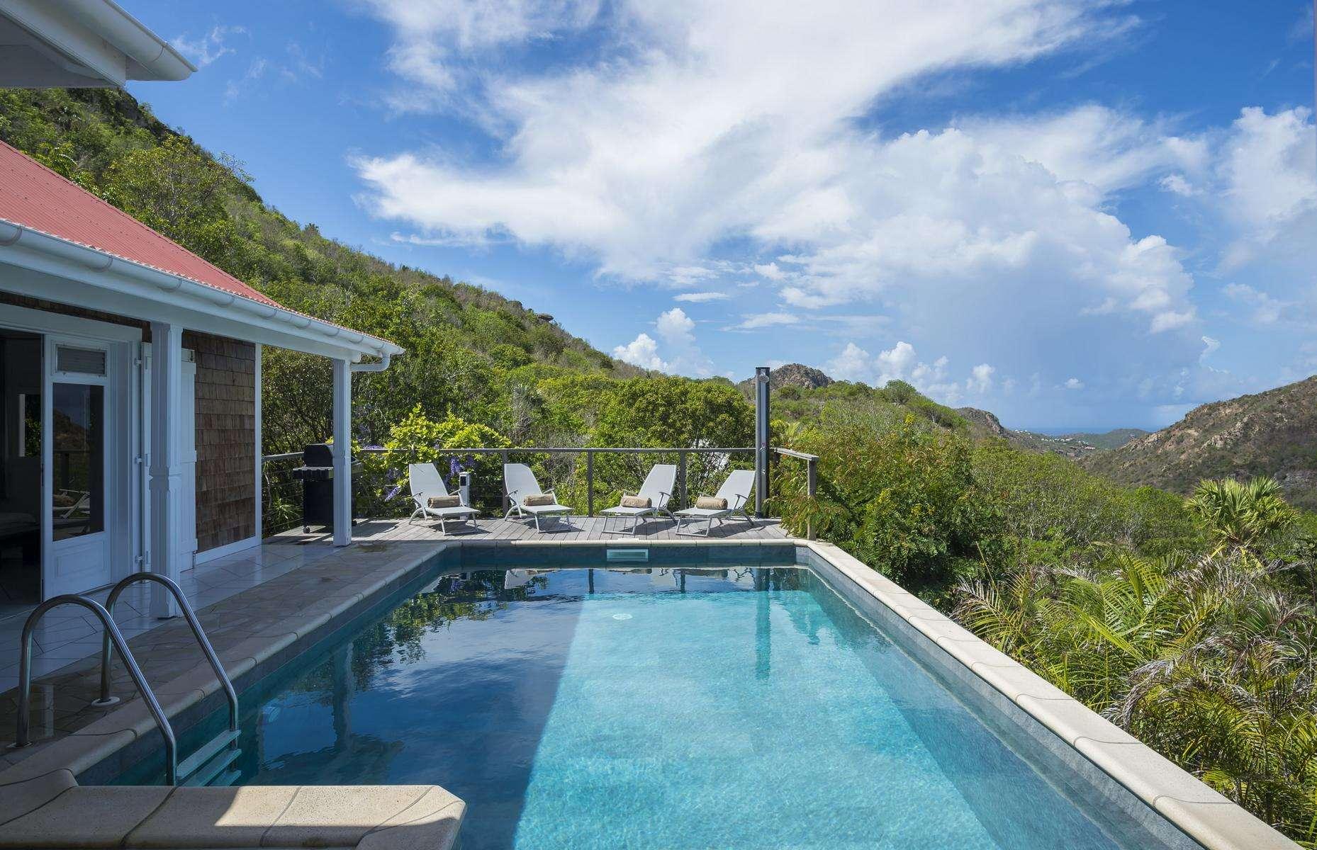 Luxury villa rentals caribbean - St barthelemy - Vitet - No location 4 - Anais - Image 1/11