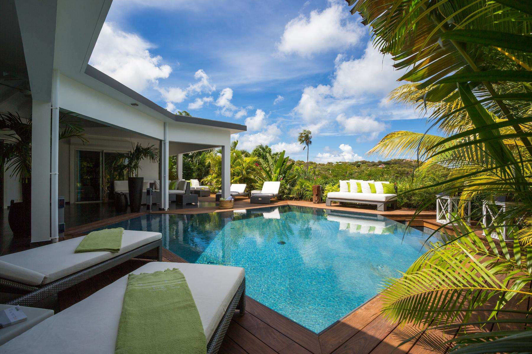 Luxury villa rentals caribbean - St barthelemy - Vitet - No location 4 - Carmen - Image 1/17